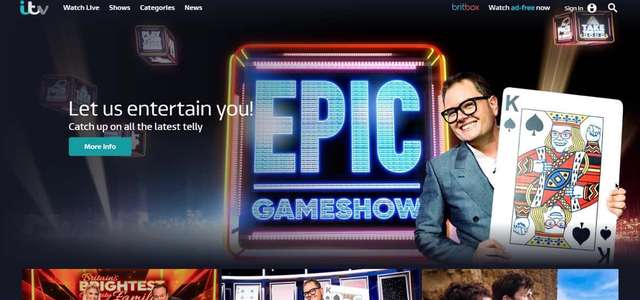 How to Watch ITV Player Outside UK