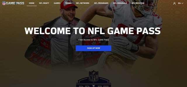 Sådan watch NFL Game Pass uden blackout